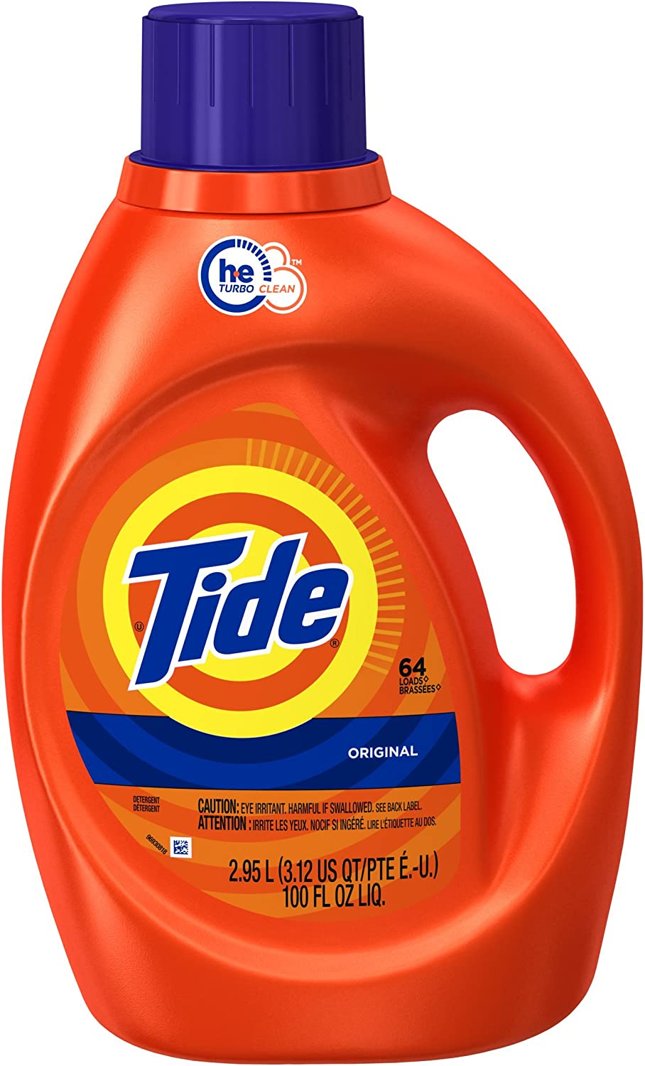 tide Detergent Don't miss the campaign Animer and price revision Oz 100