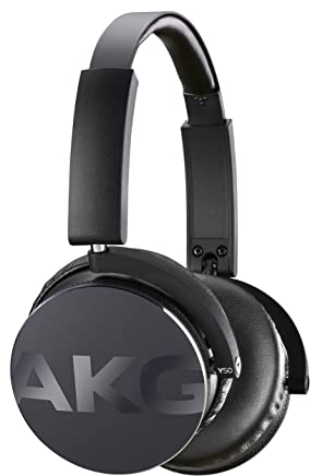 83b6064b4f1 AKG Y50 Portable Foldable On-Ear Headphones Earphones with Detachable Cable  and In-line