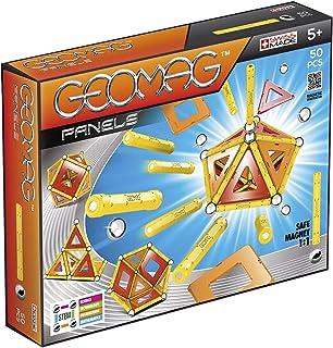 Geomag 461 Panels Magnetic Construction Set, 50-Pieces