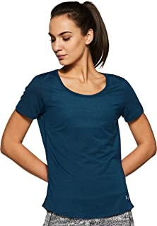 t-Shirt Sportiva Blackout Under armourthreadborne Streaker