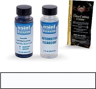 PAINTSCRATCH Diamond White ZA/M6347 for 2018 Ford EcoSport - Touch Up Paint Bottle Kit - Original Factory OEM Automotive Paint - Color Match Guaranteed