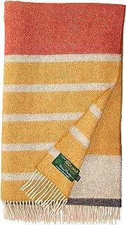 Biddy Murphy Wool Throw Blanket 100% Merino Wool Throw 75