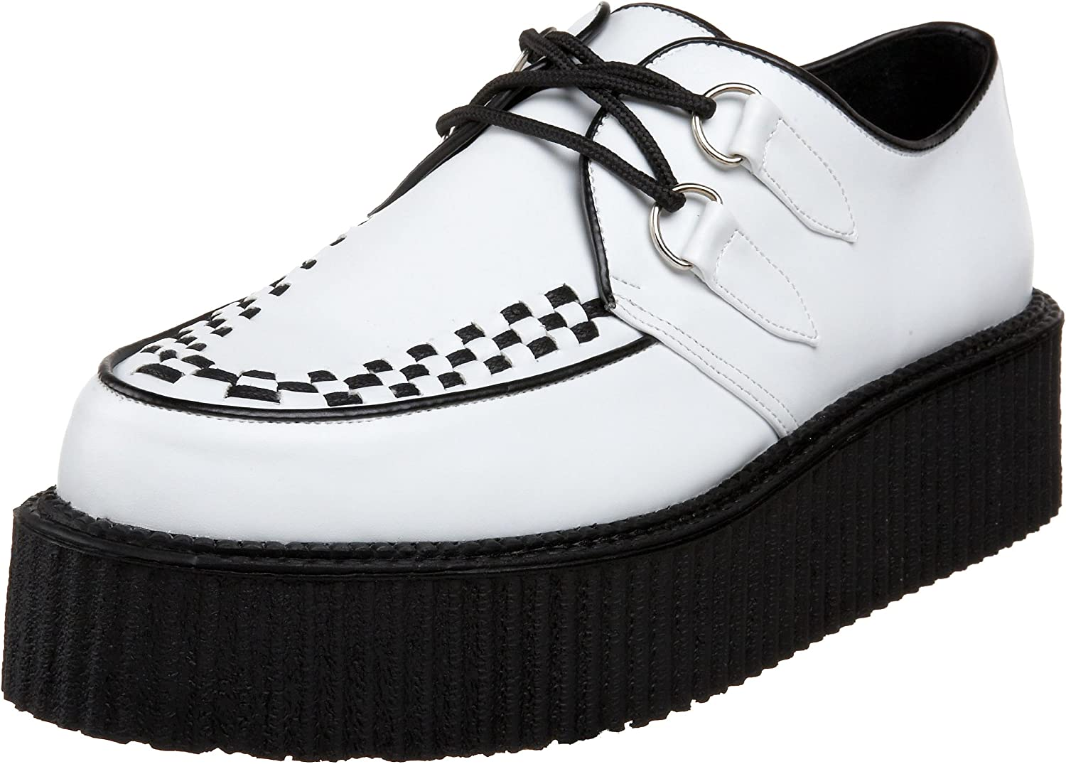 Pleaser Men's V-Creeper-502 Veggie Creeper