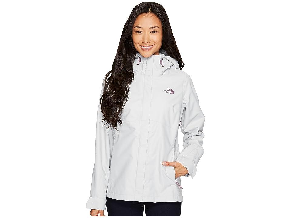 The North Face Berrien Jacket (High Rise Grey Denim) Women