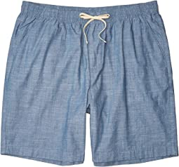 """Big & Tall 7"""" Boardwalk Shorts"""
