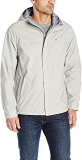 Tommy Hilfiger Men's Waterproof Breathable Hooded Jacket