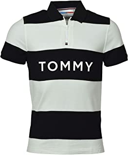Tommy Hilfiger Sport Men's Classic Fit Performance Logo Polo Shirt