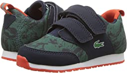 Lacoste Kids - L.ight 317 1 (Toddler/Little Kid)