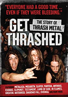 Get Thrashed!: ?The Story of Thrash Metal by Rick Ernst