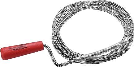 Connex COX260030 Espiral para Limpiar Las tuberías (6 mm, 3 m), multicolor