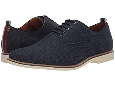 Steve Madden Neemann (Navy Fabric) Men