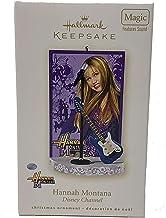Hallmark Keepsake Hannah Montana Christmas Ornament