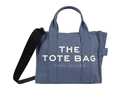 Marc Jacobs Mini Traveler Tote (Blue Shadow) Handbags