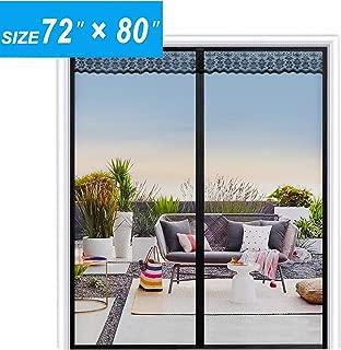 Joypea Magnetic Screen Door Fits Door Size up to 72