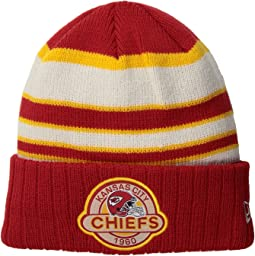 New Era - Striped Select Kansas City Chiefs
