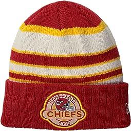 New Era - Striped Select Kansas City Chiefs