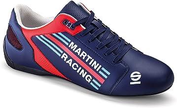 [スパルコ] MARTINI RACING マルティーニレーシング ドライビングシューズ SL-17