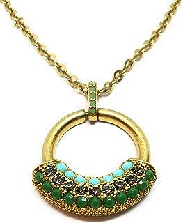 Lia Sophia Kiam Mirage family long retired Necklace