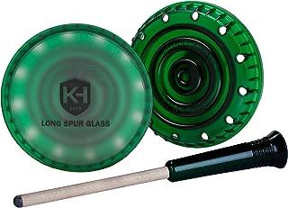 Knight & Hale Long Spur Glass Turkey Pot Call