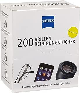 Zeiss Gafas de paños de limpieza, 200unidades)