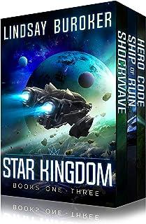 Star Kingdom Box Set (Books 1-3): A space opera adventure series