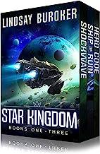 Star Kingdom Box Set (Books 1-3): A space opera adventure series (English Edition)