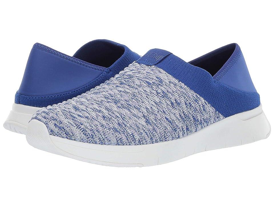 7a0ee858a FitFlop Artknit Sneaker (Illusion Blue) Women