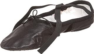 Silhouette Leather Ballet Slipper