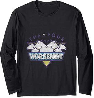 The Four Horsemen The Original Group Long-Sleeve T-Shirt