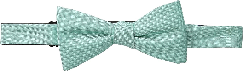 Wembley Men's Textured Solid Bow Tie