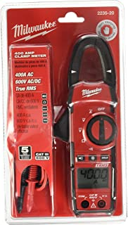 Milwaukee 2235-20 400 Amp Clamp Meter