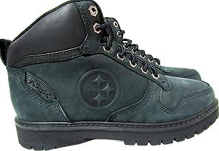 Reebok Pittsburgh Steelers Mens Size 7 NFL Tailgater Boot Sneaker Shoe F1 4 sz 7