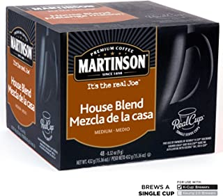 Martinson House Blend Coffee RealCups, Single Serve (96 ct.)