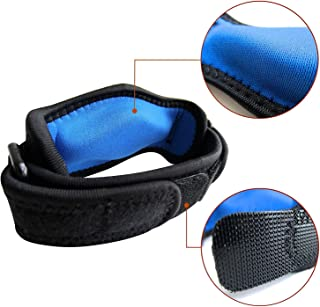 Tennis Elbow Brace by RiptGear – Brace for Elbow Tendonitis Golfer Elbow and Other Elbow Injuries. Provides Comfortable Compression for Elbow Pain Relief