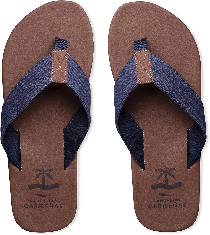 Sandalias Caribeñas Men Tulum Detroit Mall - Casual Max 43% OFF Beach │ Sandals W Urban