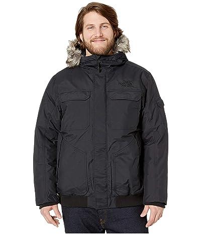 The North Face Gotham Jacket III Tall (TNF Black/TNF Black) Men