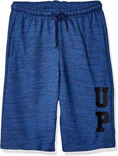 U.S. Polo Assn. Boys Pull on French Terry Short Shorts
