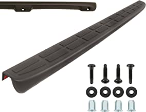 IAMAUTO 19535 Tailgate Spoiler Cap Moulding Top Protector (Hardware Included) for 1999 2000 2001 2002 2003 2004 2005 2006 Chevrolet Silverado and GMC Sierra