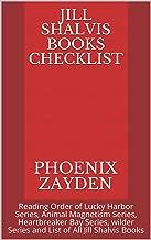 Jill Shalvis Books Checklist: Reading Order of Lucky Harbor Series, Animal Magnetism Series, Heartbreaker Bay Series, wilder Series and List of All Jill Shalvis Books