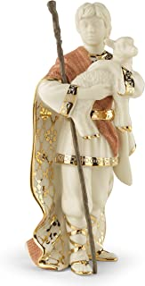 Best Lenox First Blessing Nativity Shepherd with Lamb Review