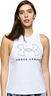Under Armour Women's Sportstyle Graphic Muscle Tank Shirt