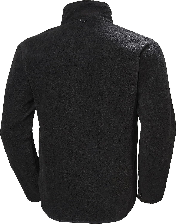 Helly Hansen Workwear Men's Red Lake Zip-In Fleece Jacket