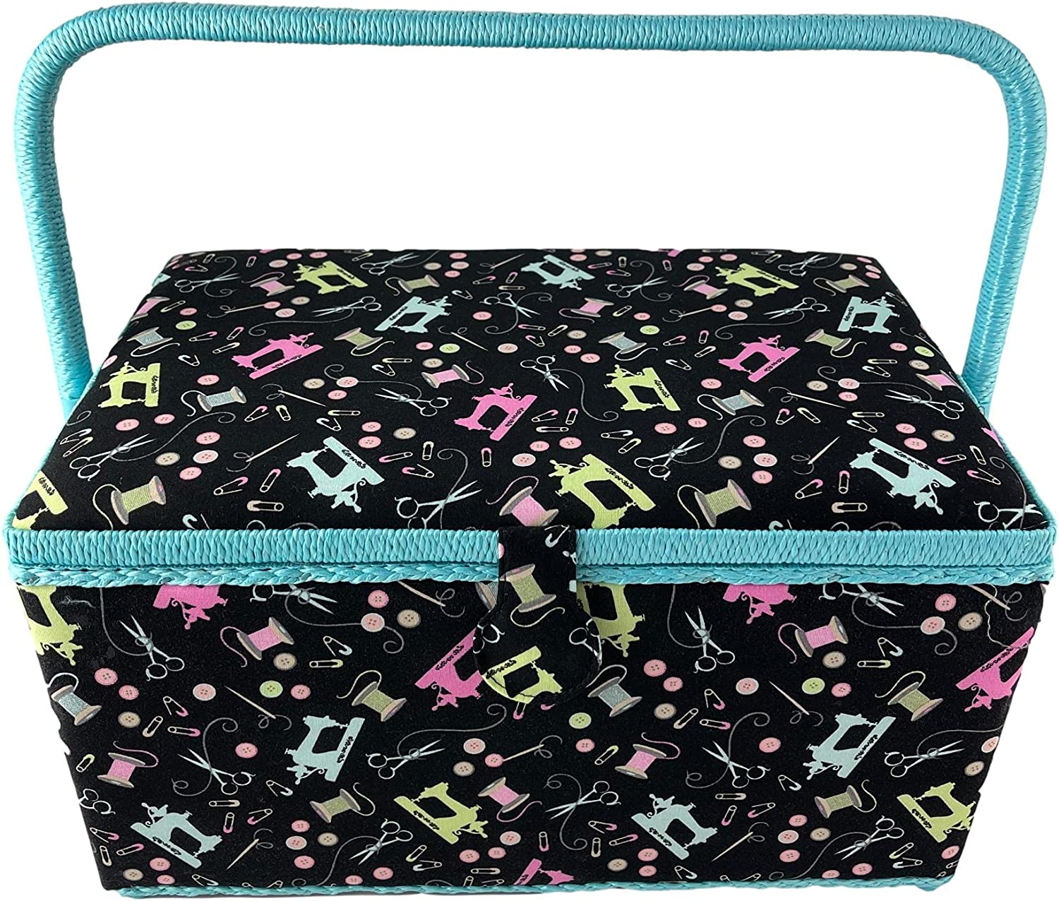 """Extra Large Dritz Sewing Excellent Basket Selling rankings Box 4"""" 15-1 X-Large 10-1 x"""