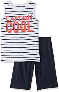 Mothercare Boys' Regular Fit Cotton Clothing Set