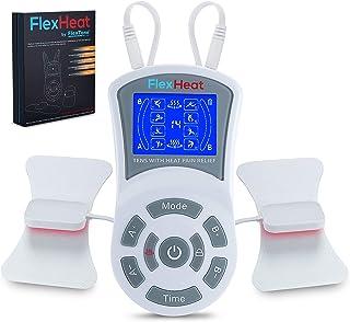 FlexHeat Tens Unidad EMS con calor infrarrojo – FDA 510K