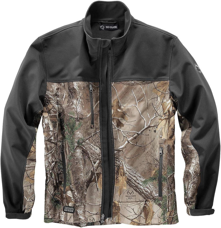 DRI Duck - Motion Soft Shell Jacket Tall Sizes - 5350T