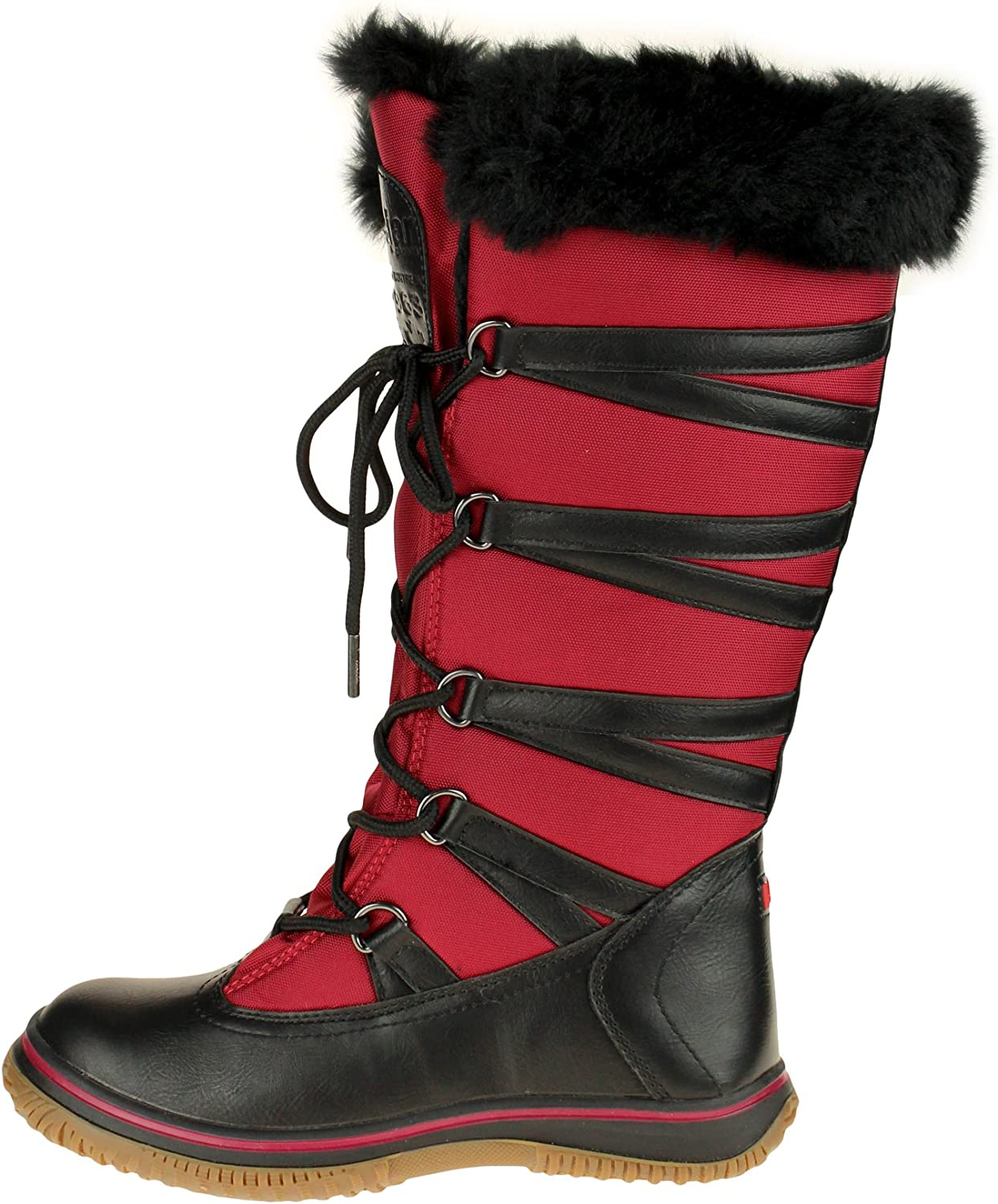 PAJAR Year-end gift Grip Star Women's Zipped Sale Boots Snow