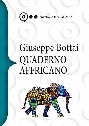 Quaderno affricano
