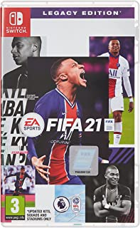 FIFA 21(輸入版:北米)- Switch
