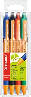 Stabilo Pointball  Pen Wallet  , Set of 4 , Multicolored (053241)